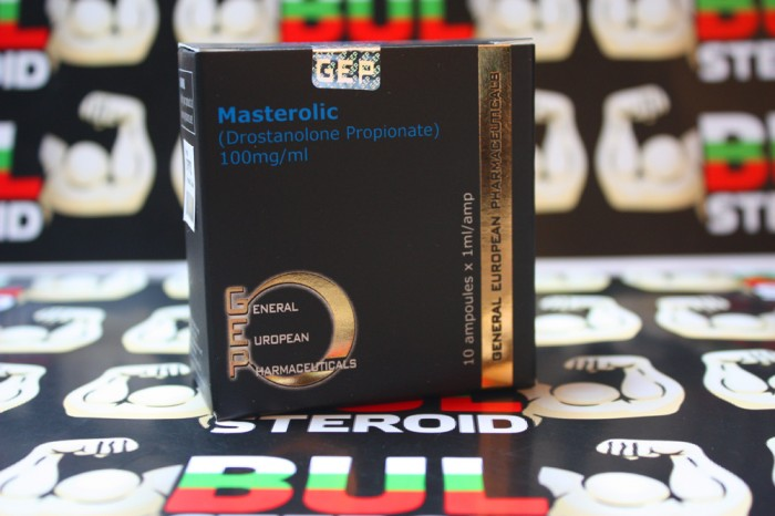 Masterolic 10ml/100mg GEP