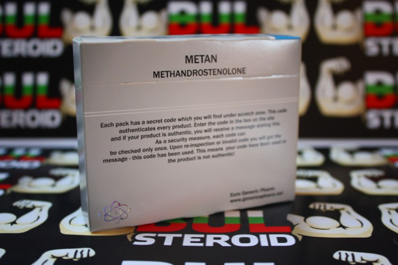 Metan Euro Generics Methandrostenolon
