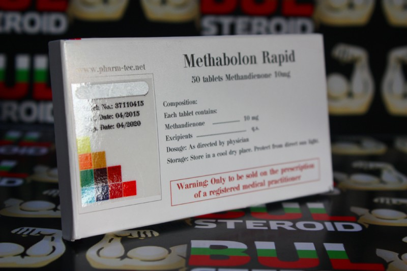 Methabolon Rapid 50tab/10mg Pharm Tec