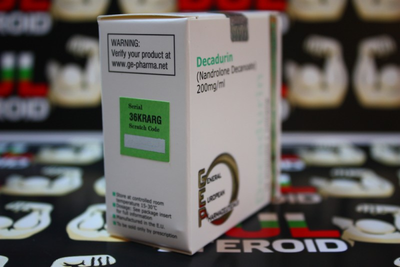 Decadurin 10ml/200mg GEP