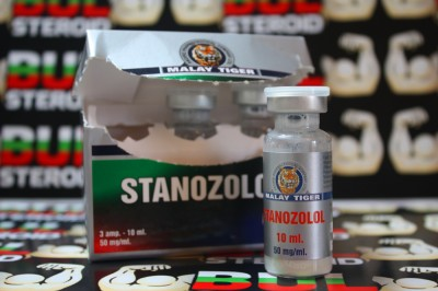 Winstrol Malay Tiger 10ml