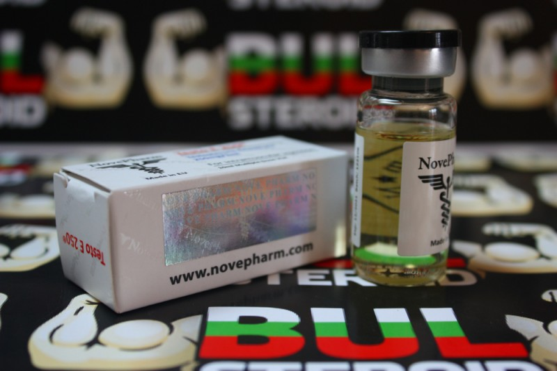 Test Enan 10 ml Nove Pharm Testosteron Enantat