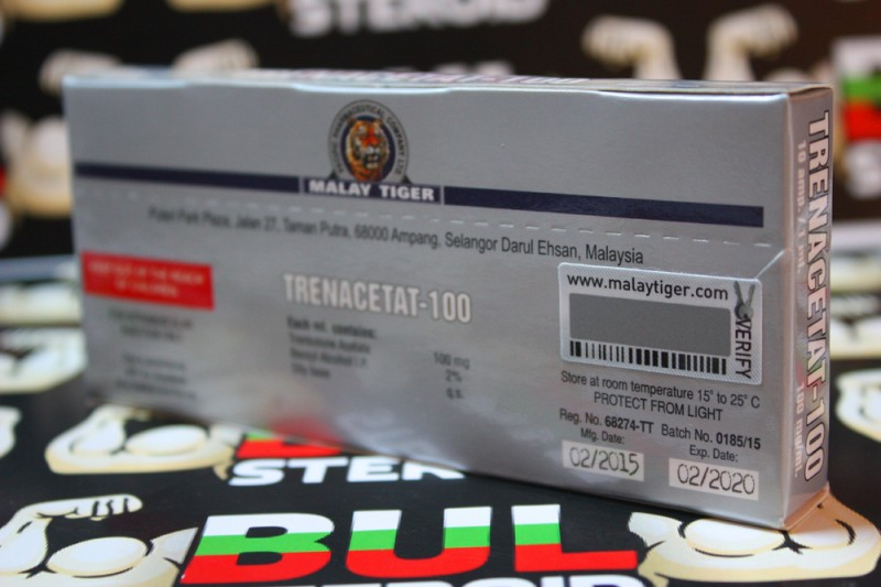 Trenacetat 10amp/150mg Malay Tiger