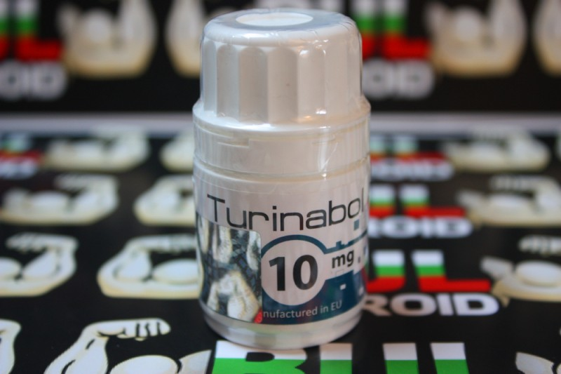 Turinabol 100tab/10mg Esto Pharma