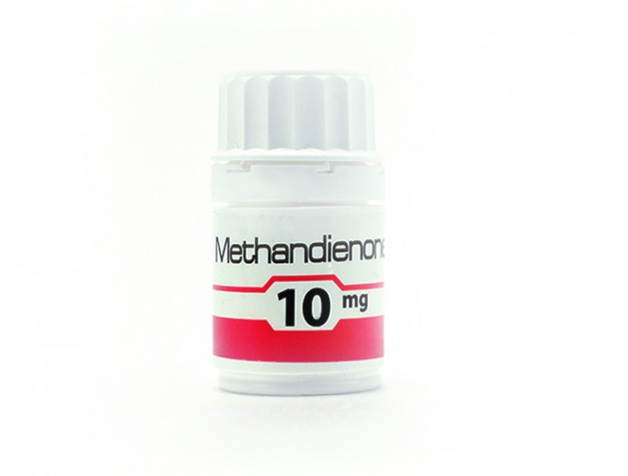 Methandienone 100tab/10mg Esto Pharma