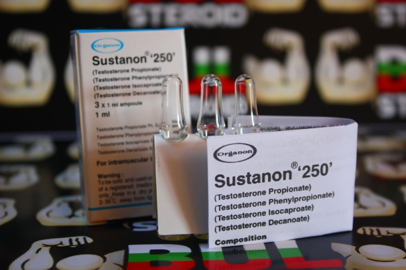SUSTANON-250 Organon Holland 1ml/250mg